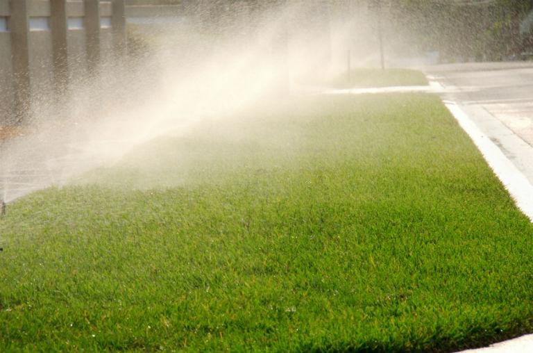 commercial sprinkler