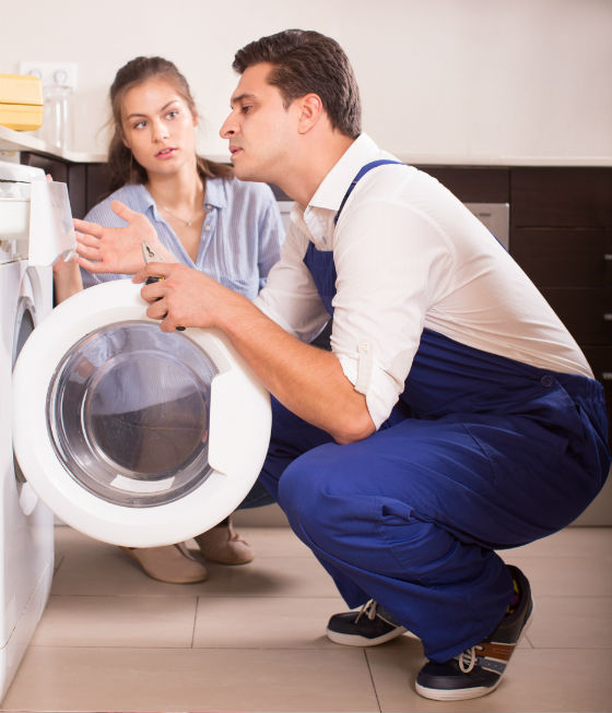 Common post summer plumbing problems - Common washing machine problems ...